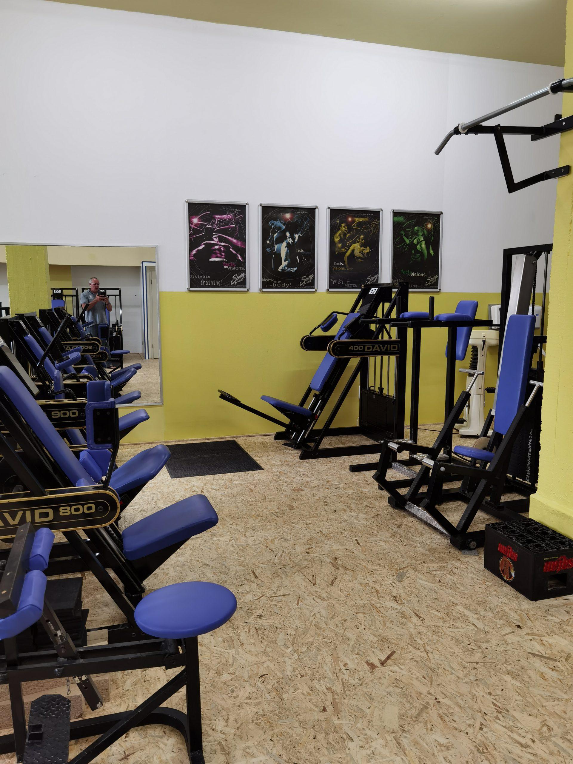 Sportstudio Johannisthal Berlin Fitness Studio Center