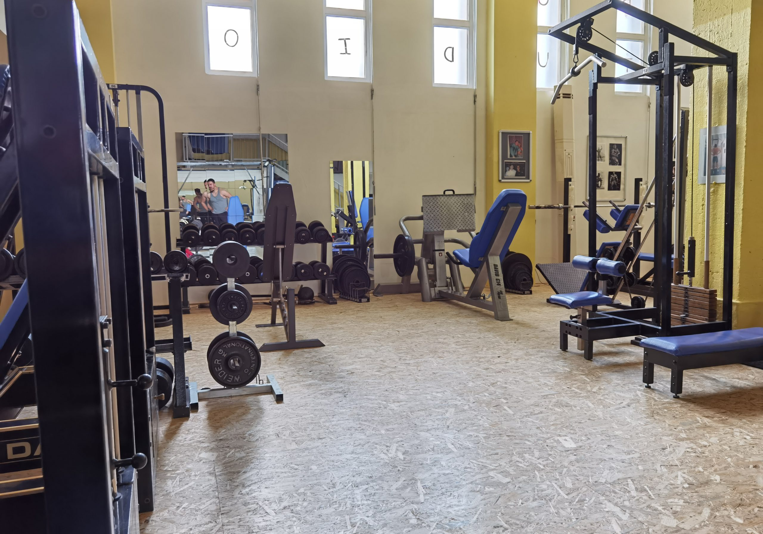 Fitness Johannisthal