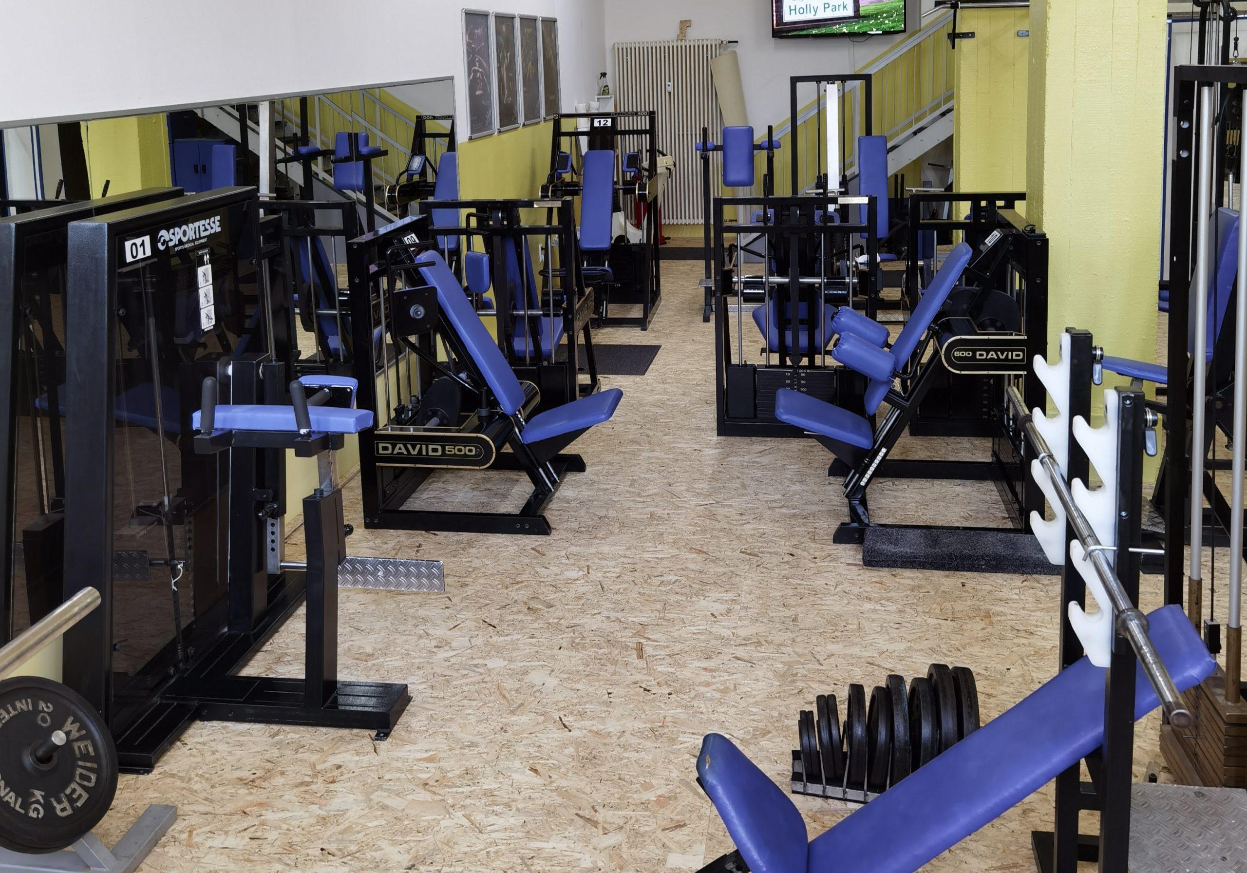 Fitness Studio Berlin